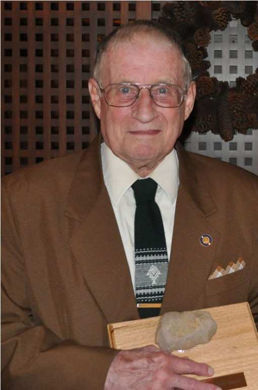 Tom Smyth, 2011 Friend of the Mountain Awardee.